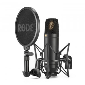 RODE NT1 Condenser Microphone Kit
