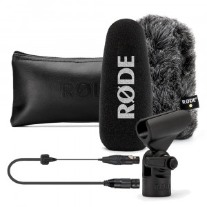 RODE NTG5 Kit: short shotgun microphone