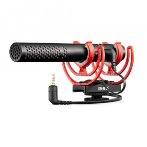 RODE Videomic NTG shotgun microphone