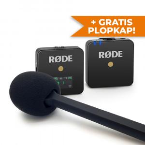 OP=OP! RODE Wireless GO + Interview GO + GRATIS plopkap
