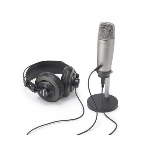 Samson C01U Pro Podcasting Pack incl. USB studio Microphone