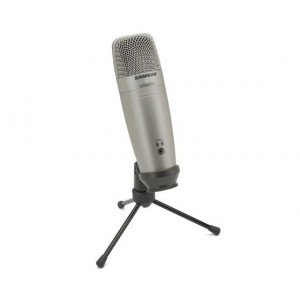 Samson C01U Pro USB large-diaphragm studio microphone