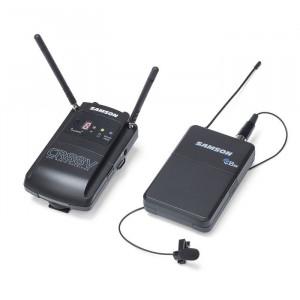 SAMSON Concert 88 Camera system with LM10 lavalier