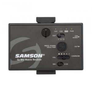 Samson Go Mic Mobile handheld Q8 set