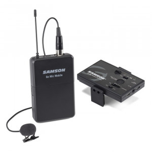 Samson Go Mic Mobile wireless lavalier set