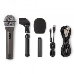 Samson Q2U Pack for recording and podcasting