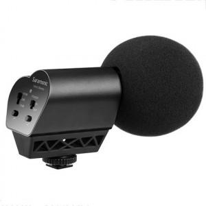 Saramonic Vmic Stereo Shotgun Microphone