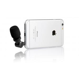 Saramonic SmartMic voor smartphones