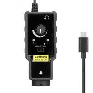 Saramonic Microphone Adapter SmartRig UC