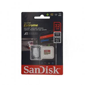 Sandisk MicroSD card 32 GB 100 MB/s