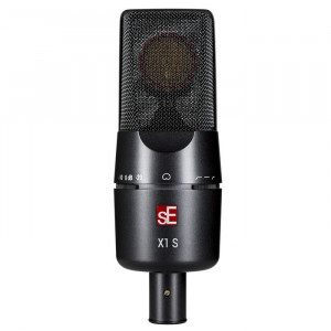 X1 S Vocal Pack: X1S Studio Microphone and Isolation Pack (Shockmount + pop filter)