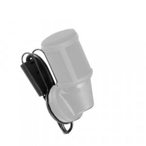 Sennheiser MKE40 tie clip (for Sennheiser MKE40 lavalier mic)