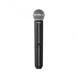 Shure BLX24R/SM58 K14 (614-638 MHz) handheld wireless