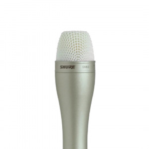 Shure SM63L dynamic microphone