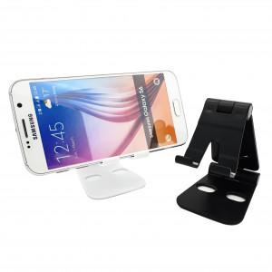 Portable smartphone tripod