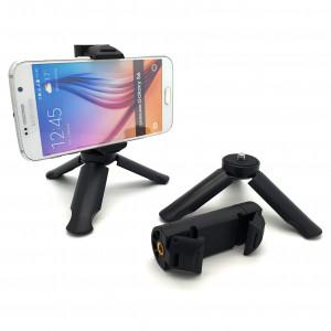 Tripod phone stand (360° rotatable)