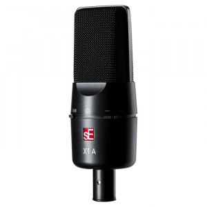 SE Electronics X1 A studio condenser microphone