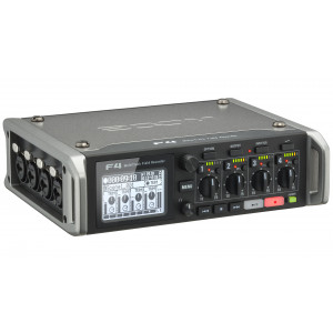 ZOOM F4 field recorder