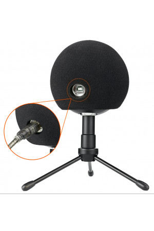FC2600 Windshield for RODE Podmic