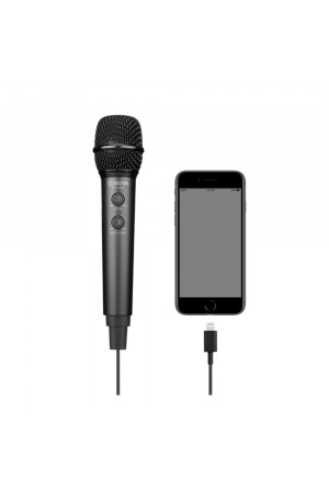 BOYA BY-HM2 digital handheld microphone (iOS, Android, Windows, Mac)
