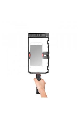 Phone holder for video or selfie