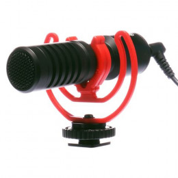 BOYA MM1+ universele compacte shotgun richtmicrofoon