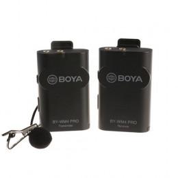 BOYA BY-WM4 Pro-K1 Duo Lavalier wireless microphone
