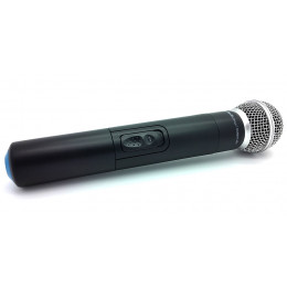 Dummy microphone H1 (model Shure SM58)