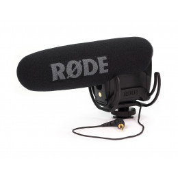 RODE VideoMic Pro Rycote camera shotgun microphone