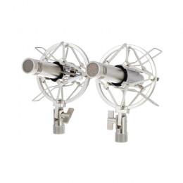 Warm Audio WA-84 C-N-ST kleinmembraan condensatormicrofoon (stereopaar)